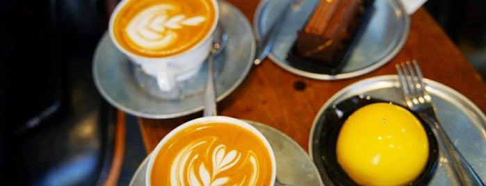 Halfway Coffee is one of Hong Kong.