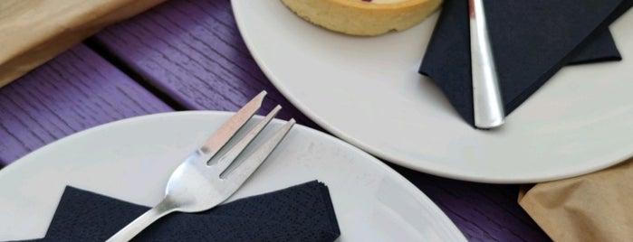 MehlWasserSalz is one of Kaffee und Kuchen FFM.