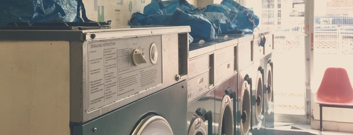 College Laundromat is one of Bail's Liked Places.