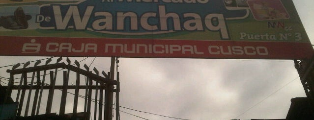 Mercado de wanchaq is one of Orte, die cvvh gefallen.