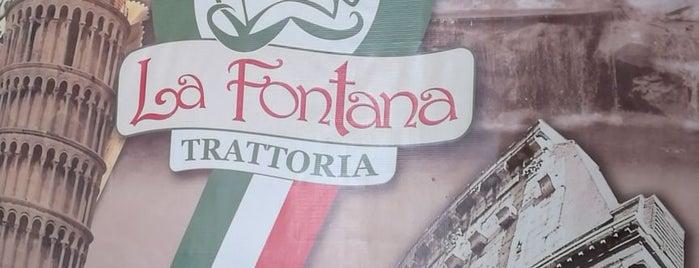 La Fontana - Pizza & Pasta is one of Lieux qui ont plu à Juan.