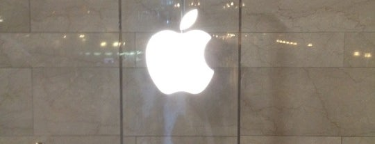 Apple Grand Central is one of NY.