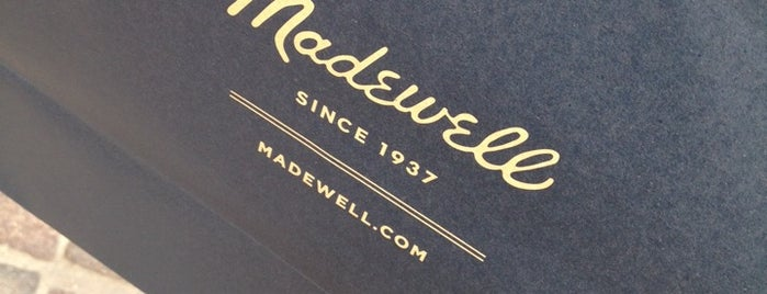 Madewell is one of ♡L.A.♡.