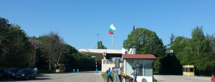 Punct Control Frontieră (BG-RO) is one of off to Bulgaria.