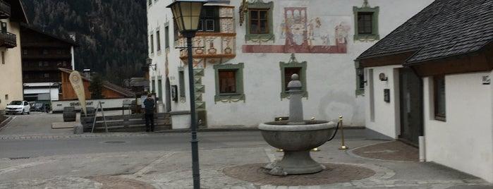 Gasthof Krone is one of สถานที่ที่ Torsten ถูกใจ.