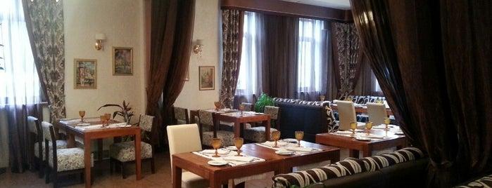 Krakow Restaurant is one of Green.