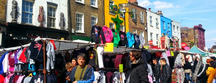 Camden Town is one of London Town.