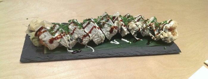 Nakama Casual Sushi Bar is one of WannaEaT.