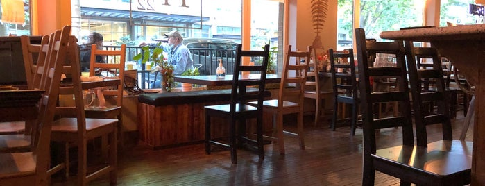 Ti 22 Restaurant is one of 100 Places To Eat & Drink in Belltown (Seattle).