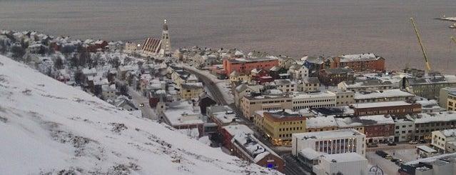 Hammerfest is one of Wanderlust.