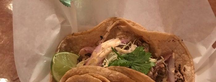 Mas Tacos Por Favor is one of For Nashville Visitors.