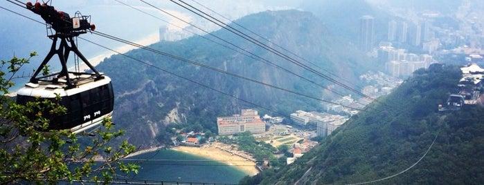 Morro do Pão de Açúcar is one of สถานที่ที่ João Paulo ถูกใจ.