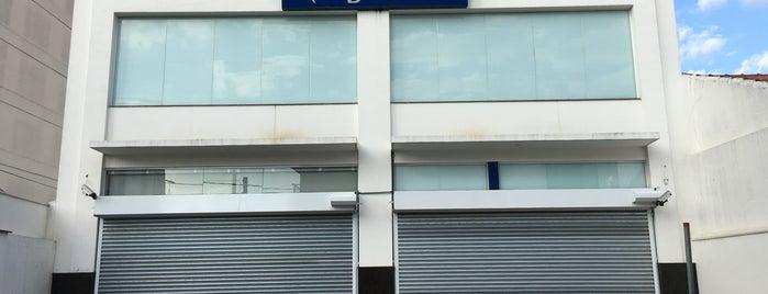 Banco Mercantil do Brasil is one of Lieux qui ont plu à João Paulo.