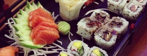 Sushi Gohan is one of Favorite Food & Drink.