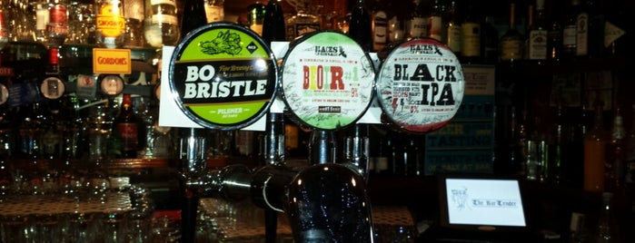 The Bar Tender is one of Éire (Ireland) and Northern Ireland bar/pub.