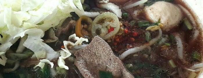 ก๋วยเตี๋ยวไส้ is one of เชียงใหม่_5_noodle.