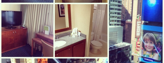 DoubleTree Suites by Hilton Hotel New York City - Times Square is one of Where I'm Staying.