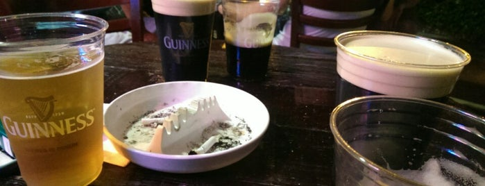 Paddy Cassidy's Irish Pub is one of Discover Florida's Space Coast.