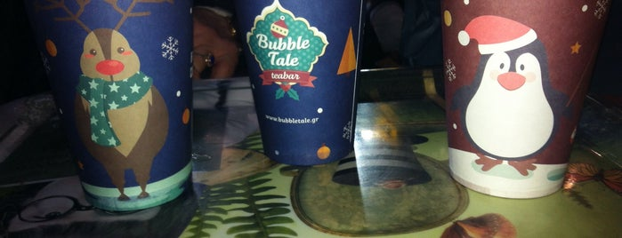 Buble Tale is one of Been There Cafe And Sweets.