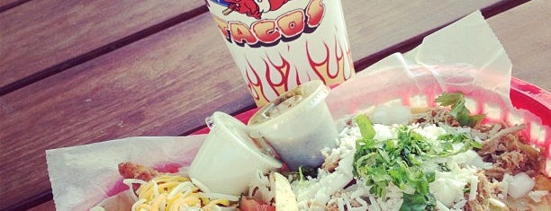 Torchy's Tacos is one of Food in town ATX.