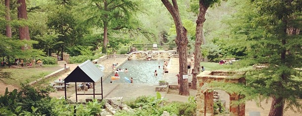 Krause Springs is one of USA - Austin.