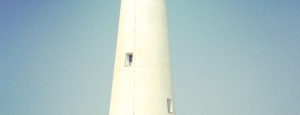 Port Isabel Lighthouse State Historic Site is one of Kim's Saved Places.