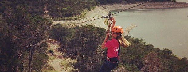 Lake Travis Zipline Adventures is one of Todo in Austin.
