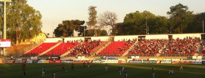 Estadio Fiscal De Talca is one of Part 1~International Sporting Venues....
