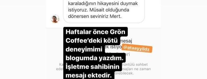 Grön CoffeeCo is one of Teoman'ın Beğendiği Mekanlar.