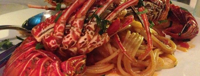 Gianni's Trattoria Italiana is one of Hong Kong.