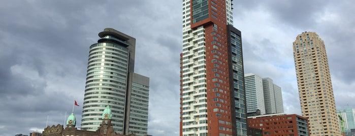 Kop van Zuid is one of Rotterdam.