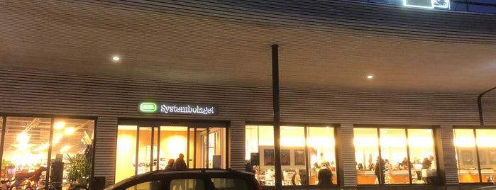 Systembolaget is one of Andreas's Liked Places.