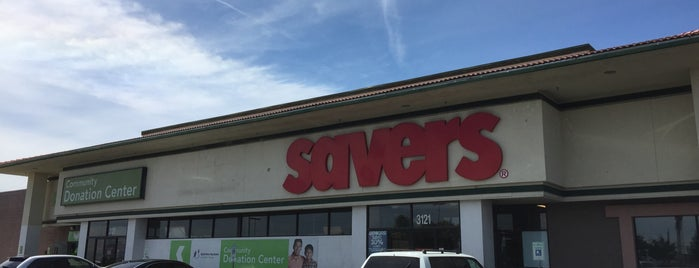 Savers is one of Things to do in Vegas.