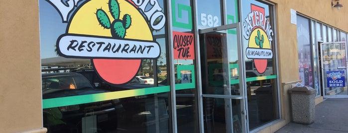 El Nopalito Mexican Restaurant is one of SD.