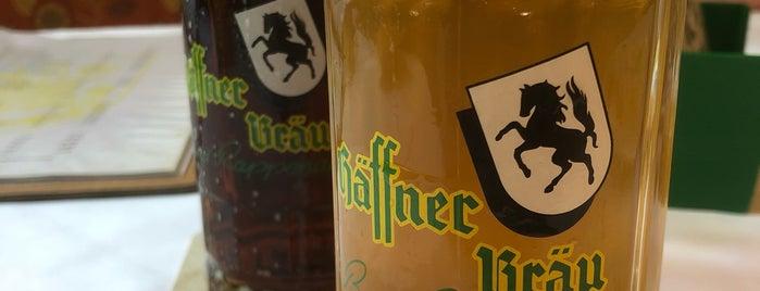 Häffner Brauerei is one of Brauereien & Beer-Stores.