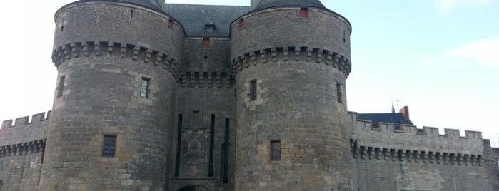 Cité Médiévale de Guérande is one of Bienvenue en France !.