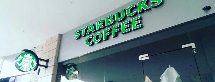 Starbucks is one of Heshu 님이 좋아한 장소.