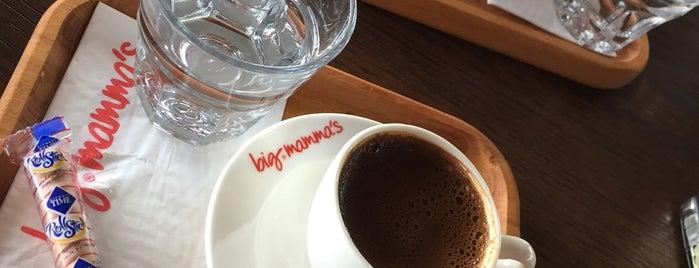 NonnA cafe is one of Lugares guardados de Ahmet.