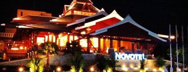 Novotel Phuket Vintage Park is one of Патонг.