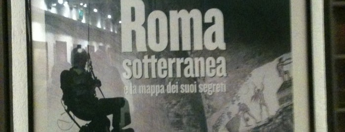 Roma Sotterranea is one of Roma.