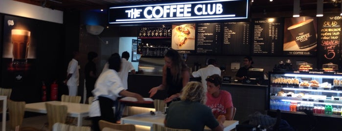 The Coffee Club is one of Kahve Mekanları.