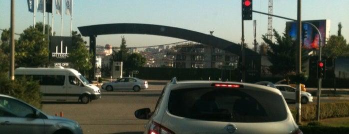 Ataşehir Bulvarı is one of visited tr.