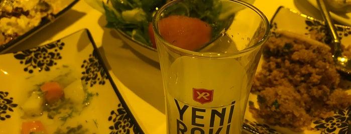 Meymenet Meyhane is one of สถานที่ที่บันทึกไว้ของ Salih.