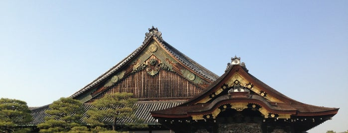 Ninomaru Palace is one of JPN.