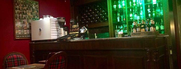 Malt Irish Pub is one of #izmir_pub-bar.