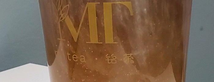 M Tea is one of Christina 님이 저장한 장소.