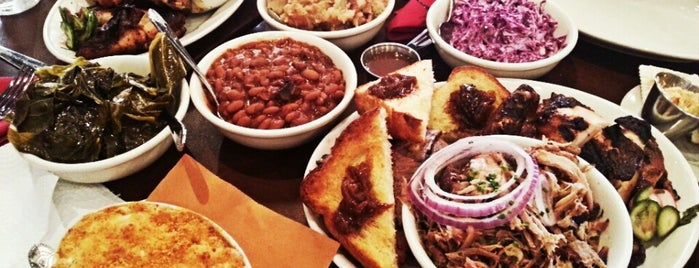 Percy Street Barbecue is one of Philly's Best Restaurants.