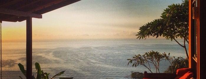 Anamaya Resort & Retreat Center is one of top picks/favs.