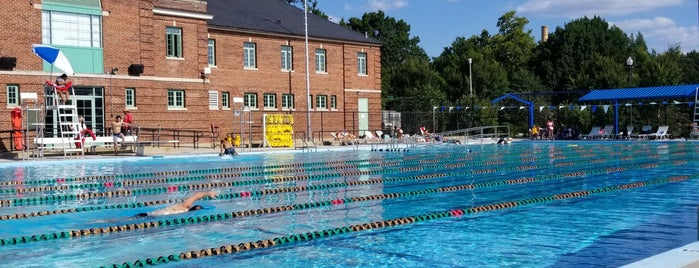 Banneker Pool is one of Andrew : понравившиеся места.
