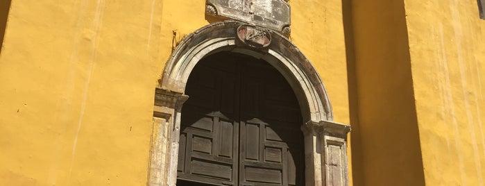 La Parroquia La Luz is one of San Miguel.